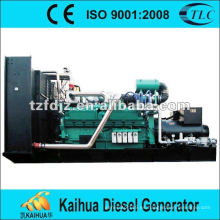 Generador de gas natural 800kw